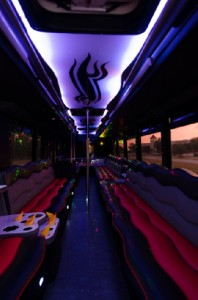 The Beast Party Bus